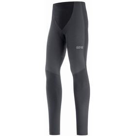 GORE WEAR C3 Partial Gore-Tex Infinium Thermo Tights Men, black/neon yellow